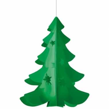 Brandvertragende hangdeco kerstboom versiering